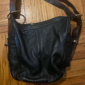 Valentina leather bag!